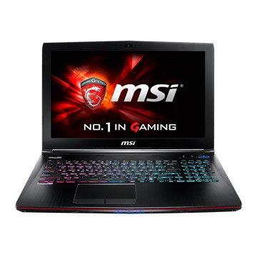 MSI 微星 GE62 (I7/8G/GTX960/FHD/1TB+128G/W8.1)(福利品出清)