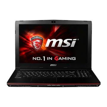 MSI 微星 GP62-210 (15/I7-5700HQ/4G/GTX950/1TB/W10) (福利品出清)