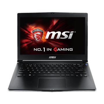 MSI 微星 GS30-204 13.3(I7-5700HQ/16G/4G/256M.2SSD/W10)(福利品出清)