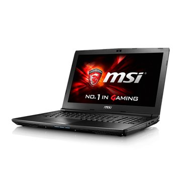 MSI 微星GL62 6QF-848TW電競( i5-6300HQ/4GB/ GTX960M 2G DDR5/1TB /W10)(福利品出清)