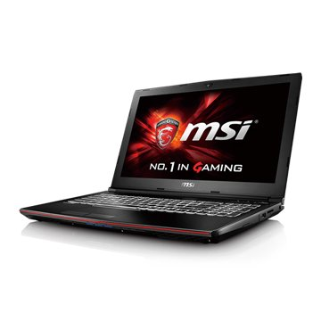 MSI 微星 GP62-403 15.6(i7-6700HQ/4GB/GTX950M 2G/1TB/W10)(福利品出清)