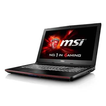 MSI 微星 GP62-847 15.6 (i7-6700HQ/GTX960M-4G/128G+1TB/W10)(福利品出清)