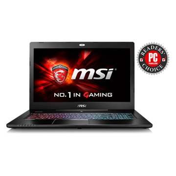 MSI 微星 GS72 6QE-235(i7-6700HQ/GTX970M-6G/256GB+1TB/W10(福利品出清)