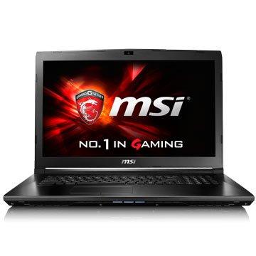 MSI 微星 GL72 7RDX-1052TW電競(i5-7300HQ/4G/GTX1050/1TB+128G SSD/W10)(福利品出清)(星光折扣)