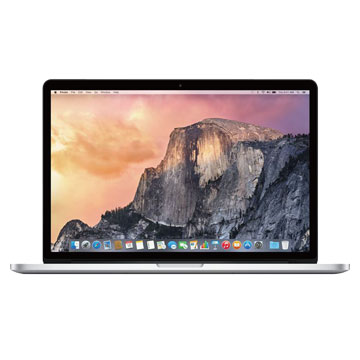 APPLE 蘋果 MacBook Pro Retina 132.7GHz/256GB(MF840TA/A)(福利品出清)