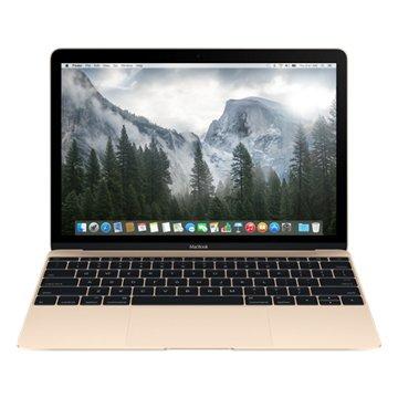 APPLE 蘋果MacBook MK4N2TA/A金(12''/512)[限定高雄門市取貨](福利品出清)