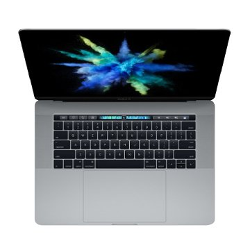 APPLE 蘋果 MacBook Pro TouchBar 15(2.6Ghz/16G/256GB/MLH32)太空灰(福利品出清)