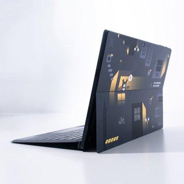 Microsoft 微軟Surface Pro 6(I5/8G/256)黑啤聯名款(墨黑色) 限量供應中(福利品出清)