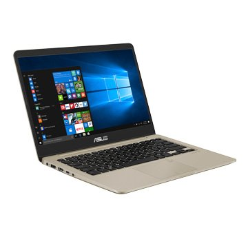 ASUS 華碩S410UF-0081A8250U金(i5-8250U/4G/MX130/1T+128G SSD/W10)(福利品出清)