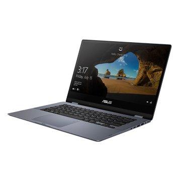 ASUS 華碩 TP412UA-0061B8130U銀河藍(i3-8130U/4G/128GB SSD/W10S)