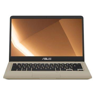ASUS 華碩S410UA-0261A8250U冰柱金(i5-8250U/4G/256G SSD/W10)