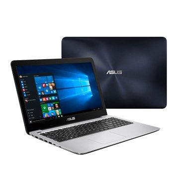 ASUS 華碩X556UR-0021B6200U霧面藍 (i5-6200U/GT 930M獨顯2G/1TB/W10)(福利品出清)