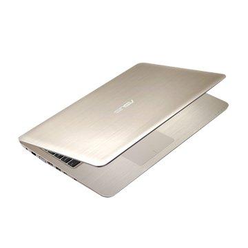 ASUS 華碩X556UR-0031C6200U 霧面金 (i5-6200U/GT 930M獨顯2G/1TB/W10)(福利品出清)(星光折扣)
