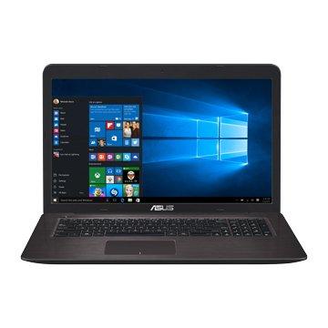 ASUS 華碩 X756UQ-0021A6200U 亮面棕(i5-6200U/4G/940MX/1TB)(福利品出清)