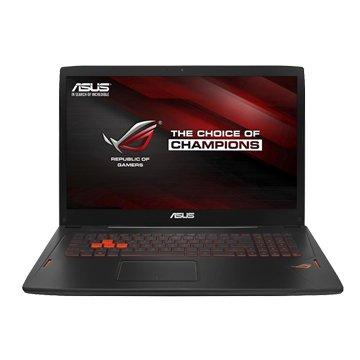 ASUS 華碩 GL702VM-0051A6700HQ(i7-6700HQ/16G/GTX1060/1TB+256G SSD)(福利品出清)