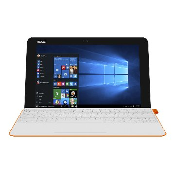 ASUS 華碩 T102HA-0093AZ8350 白橘(x5-Z8350/4G/eMMC 128G/W10)(福利品出清)