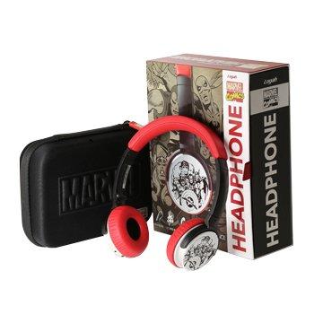 Logah平衡音域耳罩式耳機Marvel漫威復仇