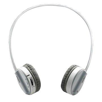rapoo 雷柏 雷柏 H3050-灰-2.4G無線耳機麥克風