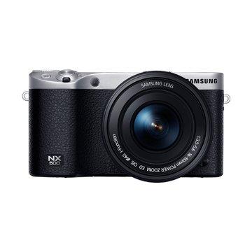 SAMSUNG 三星 NX500(16-50mm PZ+Flash)黑 輕單眼 D(福利品出清)