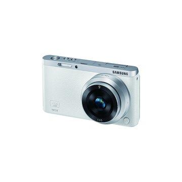 SAMSUNG 三星 NX Mini 定焦組(9mm)白 輕單眼(福利品出清)