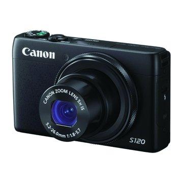 Canon 佳能 PowerShot S120黑31210萬畫素(福利品出清)