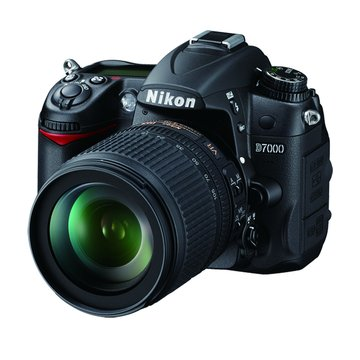 NIKON 尼康D7000KIT(18-105mm)單眼相機(福利品出清)