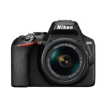 NIKON D3500 KIT(18-55mm)黑單眼相機