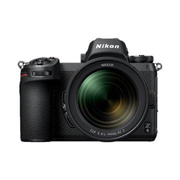 NIKON 尼康Z6 +FTZ+24-70kit 全幅無反相機