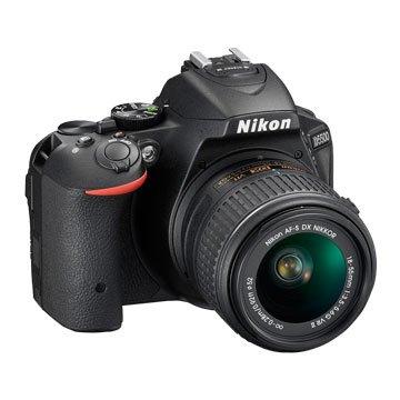 NIKON 尼康D5500(18-55mm)黑 單眼相機(福利品出清)