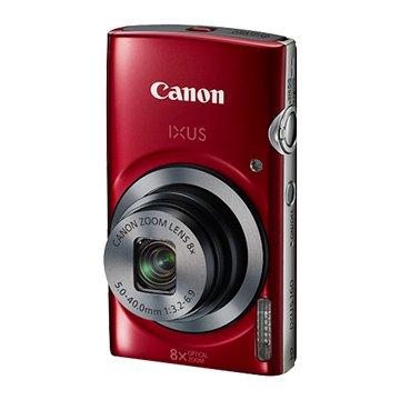 Canon 佳能 IXUS 160紅2.7 2000萬像素(福利品出清)