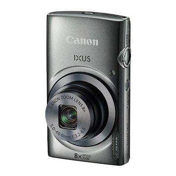 Canon 佳能 IXUS 160銀2.7 2000萬像素(福利品出清)