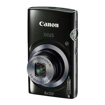 Canon 佳能 IXUS 160黑2.7 2000萬像素(福利品出清)