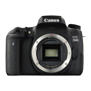 Canon 佳能EOS 760D 單機身 單眼相機(福利品出清)