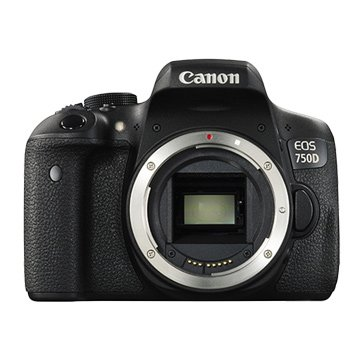 Canon 佳能EOS 750D 單機身 單眼相機