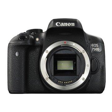 Canon 佳能EOS 750D 單機身 單眼相機(福利品出清)