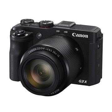 Canon 佳能PowerShot G3X黑3.2