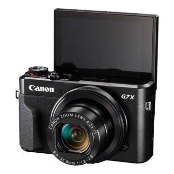 Canon 佳能PowerShot G7X Mark II 黑 類單眼相機