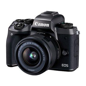 Canon 佳能EOS M5 EF-M 15-45mm輕單眼相機