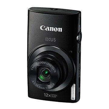 Canon 佳能 IXUS 170黑2.72000萬畫素(福利品出清)