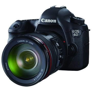 Canon 佳能EOS 6D KIT(24-105IS) 單眼相機