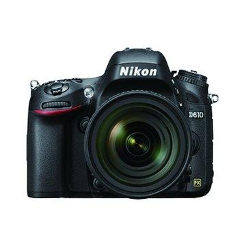 NIKON 尼康 D610 KIT(24-85mmVR) 單眼相機(福利品出清)