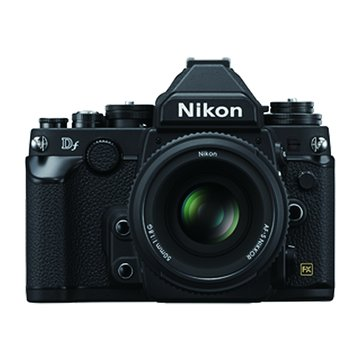 NIKON 尼康 Df KIT(50mm f/1.8G)黑 單眼相機