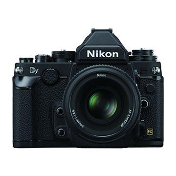 NIKON 尼康 Df KIT(50mm f/1.8G)黑 單眼相機(福利品出清)