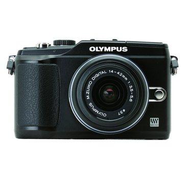 Olympus E-PL2黑KIT(14-42)單眼相機(福利品出清)