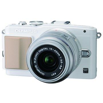 Olympus E-PL5(14-42)白 輕單眼相機 (福利品出清)