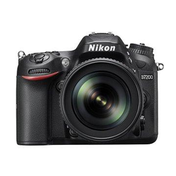 NIKON 尼康D7200 KIT(18-140mm)單眼相機