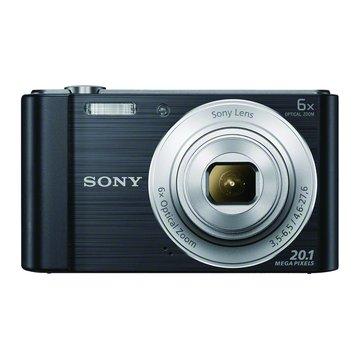 SONY 新力牌DSC-W810/B 2.7'2010萬畫素數位相機 黑( 公司貨)