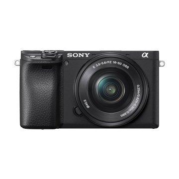 SONY 新力牌ILCE-6400L/B黑 變焦(16-50) 輕單眼