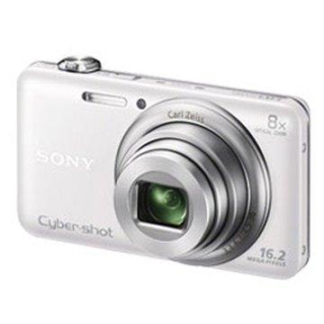 SONY 新力牌 DSC-WX80/W白 數位相機(福利品出清)