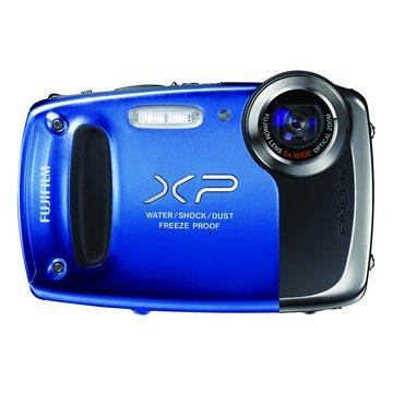 FUJIFILM 富士軟片 XP50藍1.51400萬 防水相機(福利品出清)